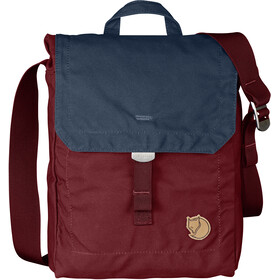 Fjällräven No. 3 Vouwzak, ox red-navy
